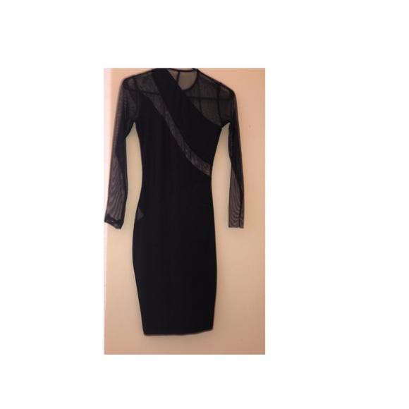 Dresses & Skirts - Mesh dress